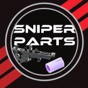 Sniper Rifle Parts