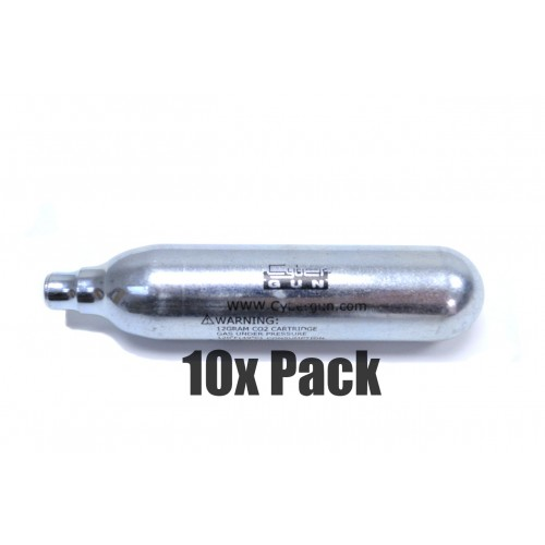 Co2 Canister 12g (10 pack)